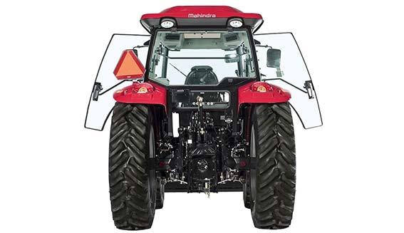 Mahindra 9000 Tractor Series – Leland, Wliminton – ENC Mahindra